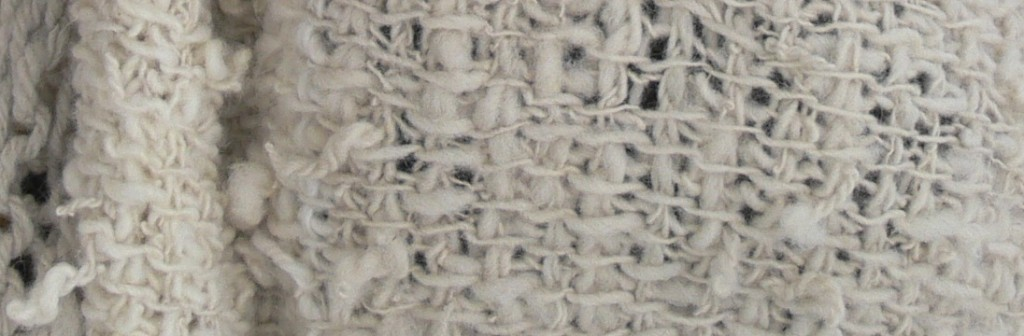 tricot throw