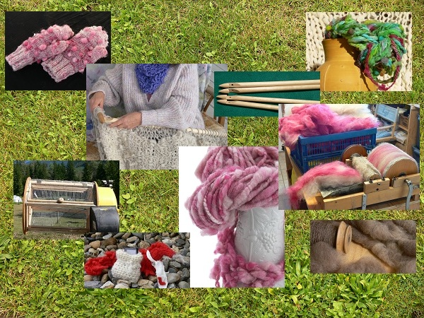 fibre arts facts, spinning, knitting, carding, combing, scouring, plying, crochet