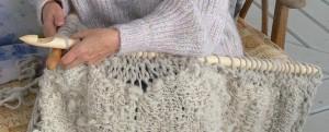 mega hooks, 36 inch knitting needles, huge needles, mega knitting