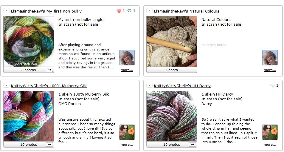 Ravelry Revisited