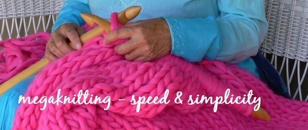 Knitting with Speed & Simplicity with MegaHooks